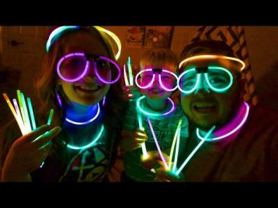 Bracelets Fluo-Sticks